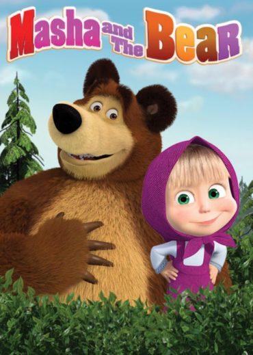 Masha and the Bear Font