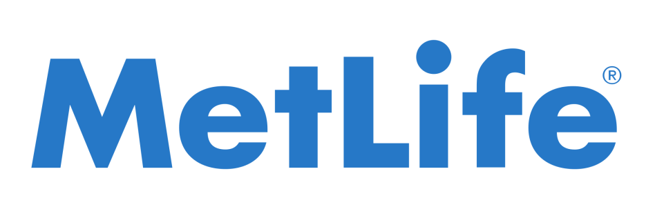 MetLife old logo featuring Futura