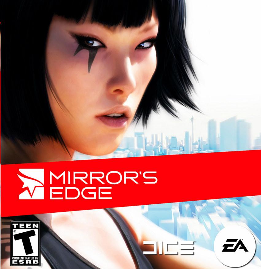 mirrors edge font_m