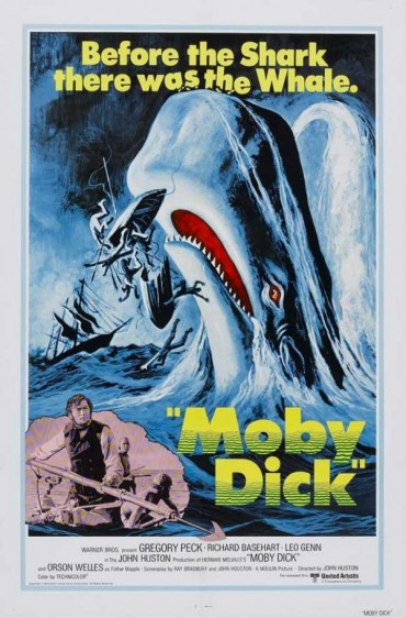 Moby Dick (Film) Font