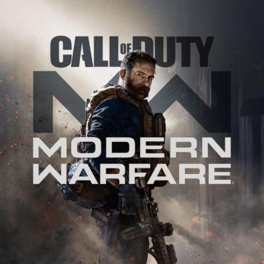 Modern Warfare Font