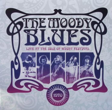 The Moody Blues Font