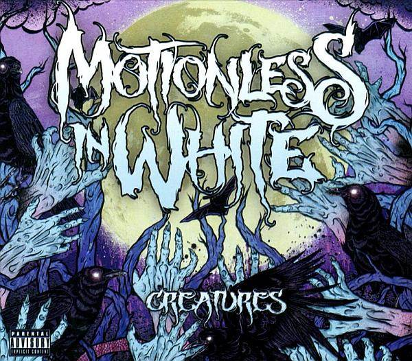 motionless in white creatures