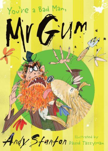 Mr Gum Font
