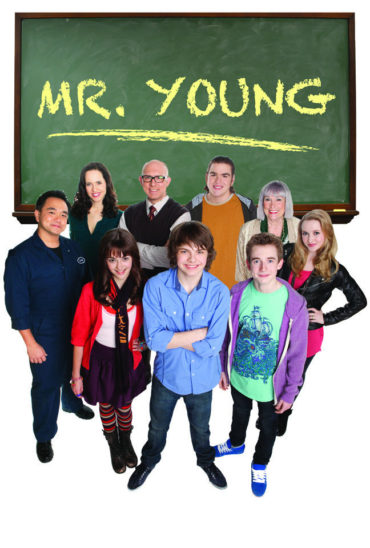 Mr. Young (TV series) Font