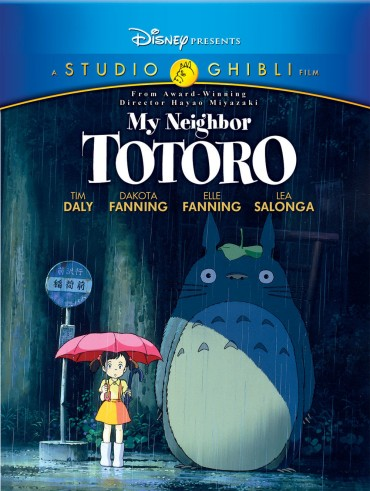 My Neighbor Totoro Font