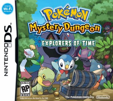 Pokémon Mystery Dungeon Font