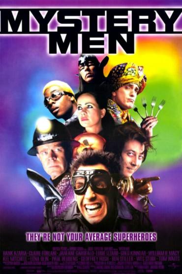 Mystery Men (film) Font