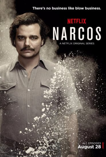 Narcos (TV show) Font