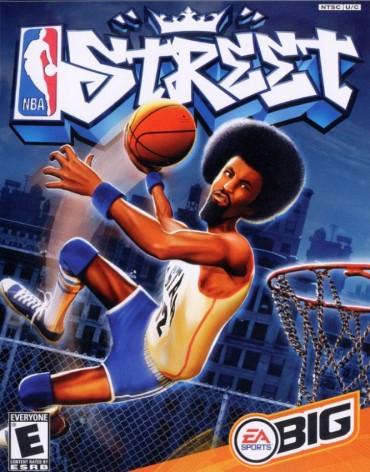 NBA Street Font