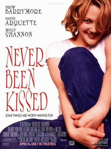 Never Been Kissed Font