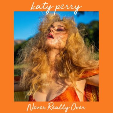 Never Really Over Font
