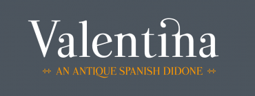 Valentina – Free Antique Didone Font
