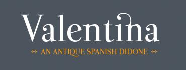 Valentina – Free Antique Didone Font