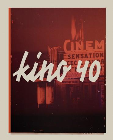 KINO 40 – Free Handwritten Font