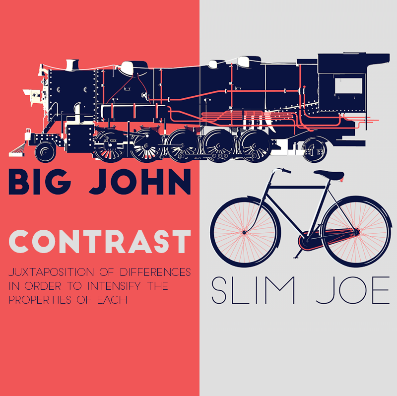 Big John & Slim Joe – Free Sans Serif Font Poster D