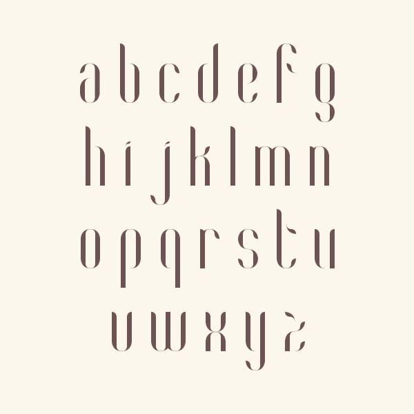COCO – Free Fashion Font Poster B
