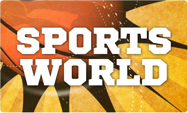 Sports World – Free Slab Serif Font Poster A