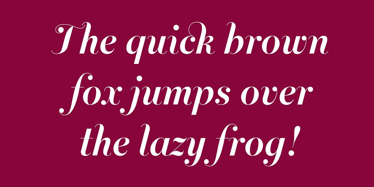 Merry Scriptmas – Free Lovely Script Font Poster C