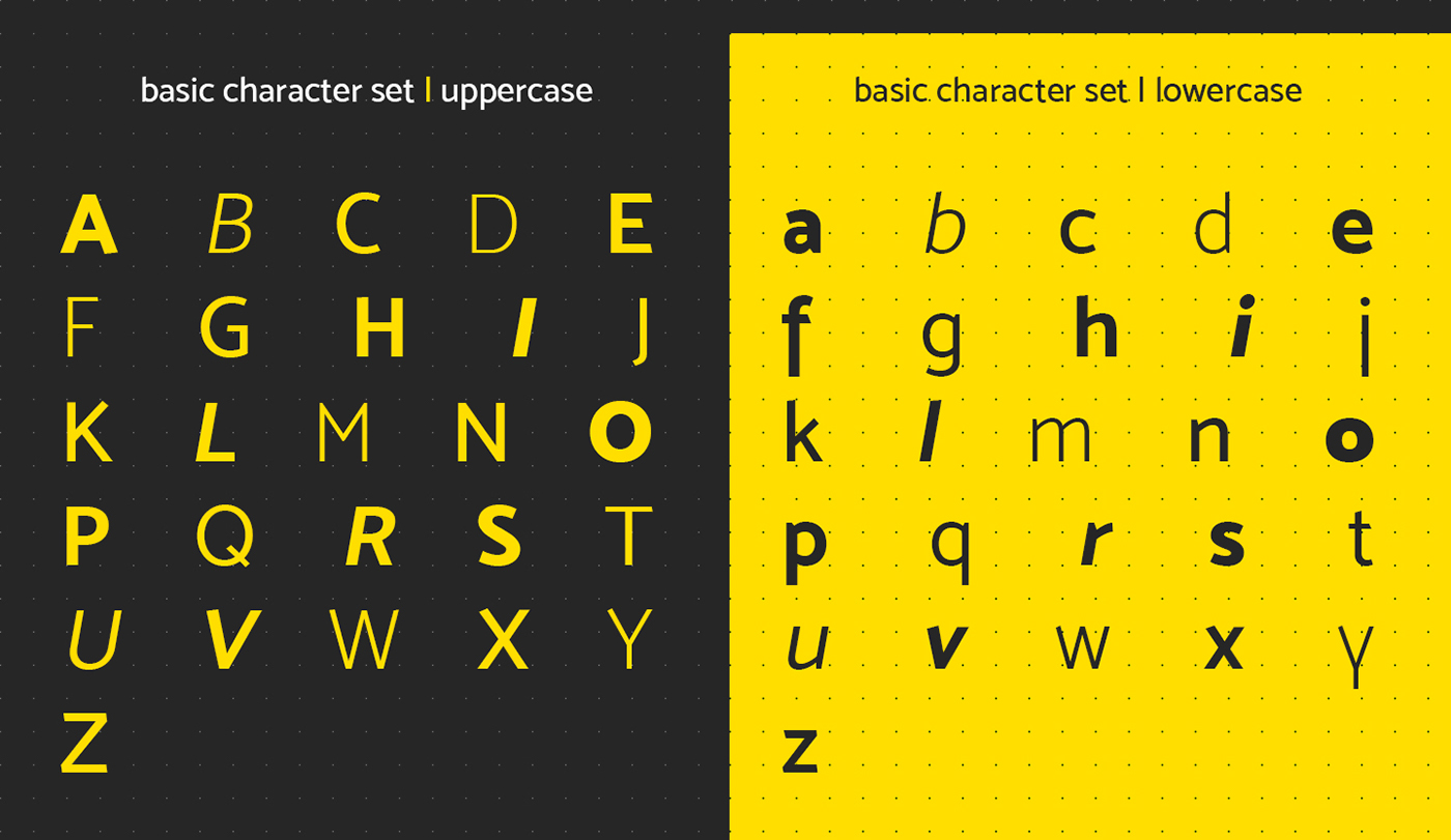 Mosk – Free Clean Sans Serif Font Poster D