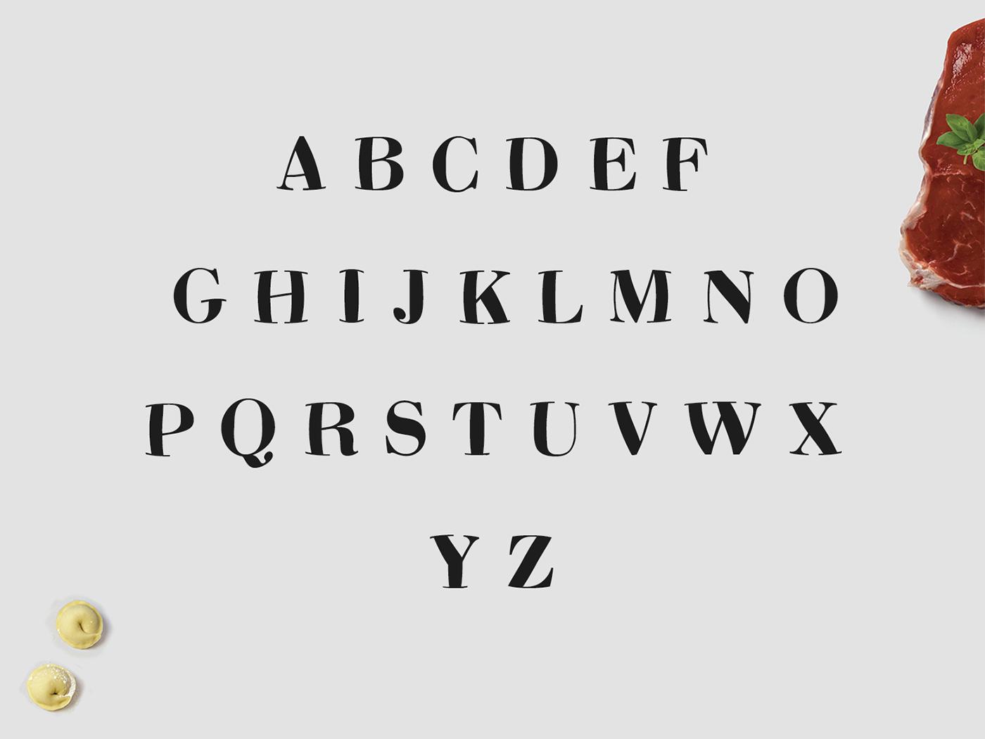 Pelmeshka – Free Funny Serif Font Poster D