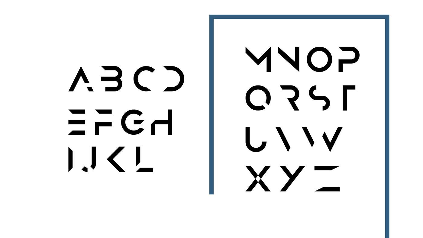 Anurati – Free Futuristic Font Poster D
