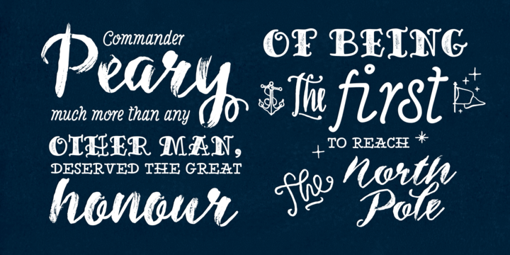 Inkheart – Handmade Font by Fenotype Poster I