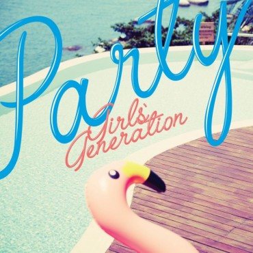 Party (Girls' Generation) Font