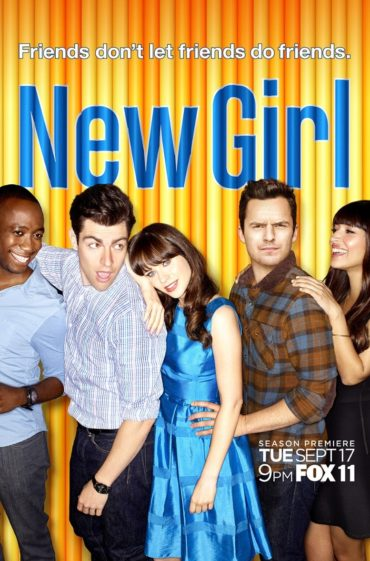New Girl (TV series) Font