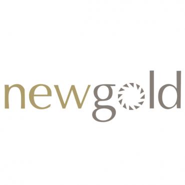 New Gold Logo Font