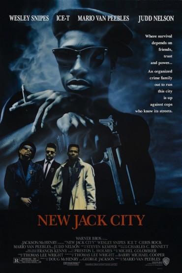 New Jack City Font