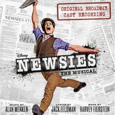 Newsies (musical) Font