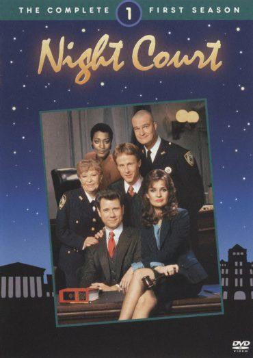 Night Court Font