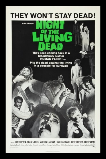 Night of the Living Dead Font