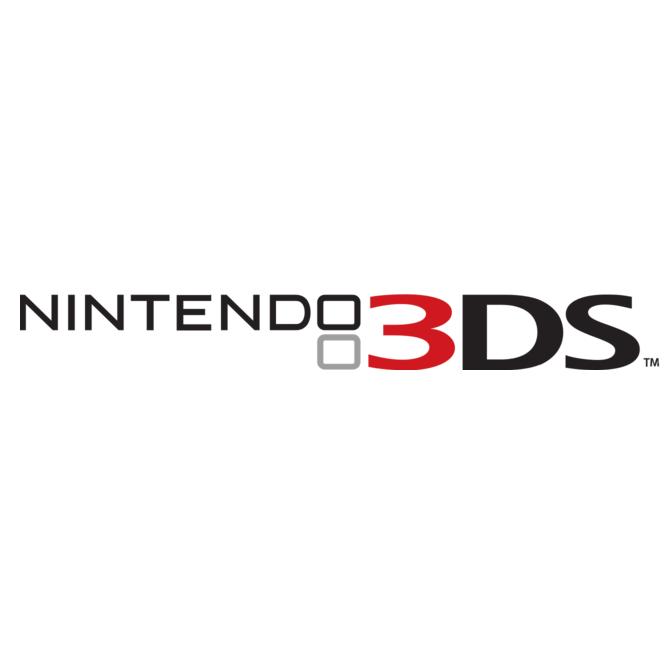 nintendo 3ds logo font