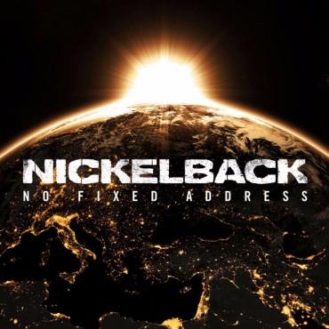 No Fixed Address (Nickelback) Font