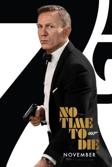 No Time to Die Font