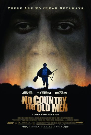 No Country for Old Man Font