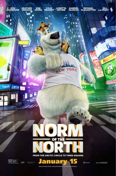 Norm of the North Font