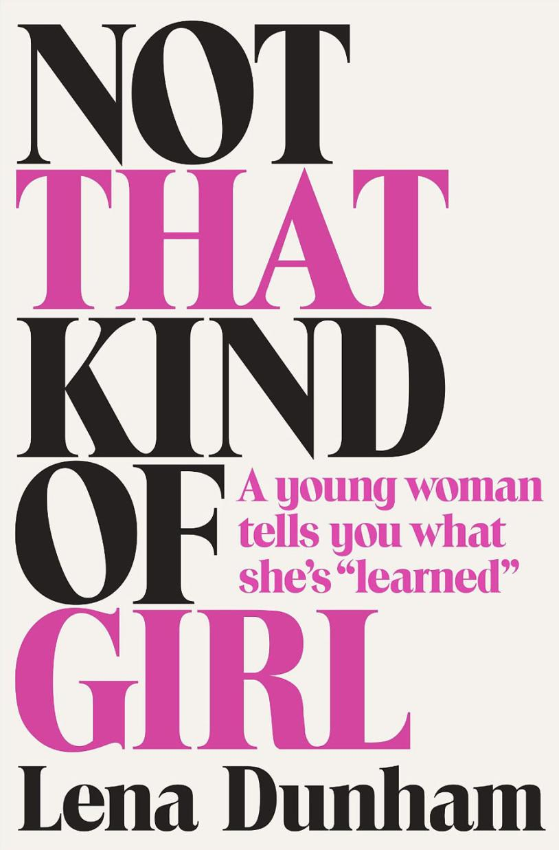 not-that-kind-of-girl-book-font