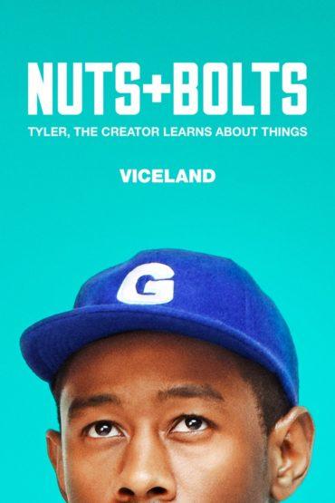 Nuts + Bolts Font