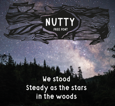 Nutty – Free Playful Sans Serif Font