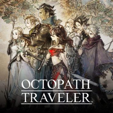 Octopath Traveler Font