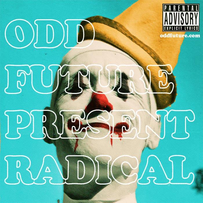 oddfuture radical font-min