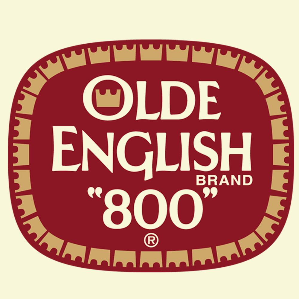 old english 800 brand logo font