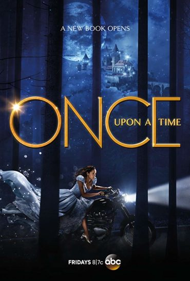 Once Upon a Time (TV series) Font