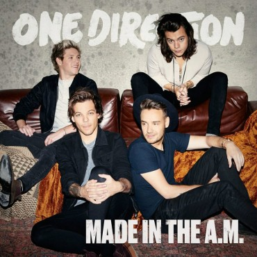 Made in the A.M. Font
