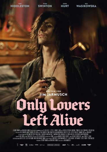 Only Lovers Left Alive Font
