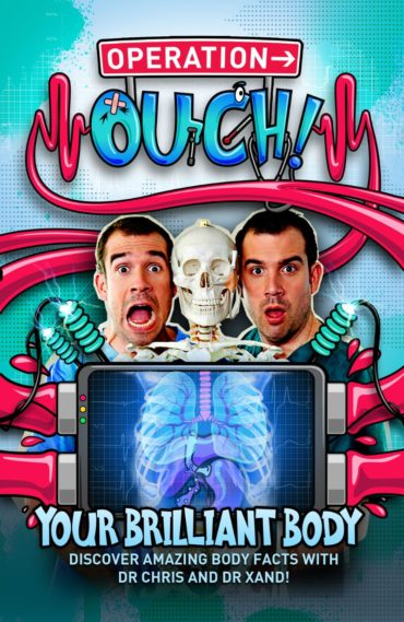 Operation Ouch Font
