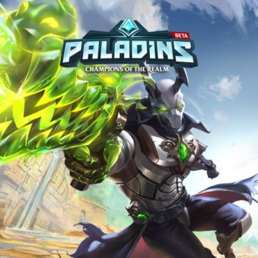 Paladins (video game) Font